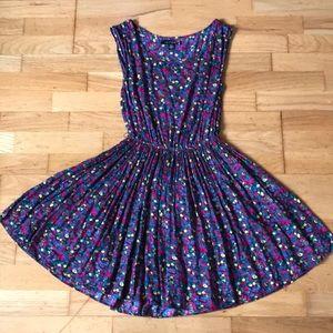 Forever 21 Flowery Dress